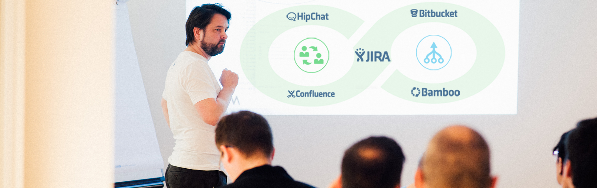 Agile & DevOps Training mit Atlassian Tools