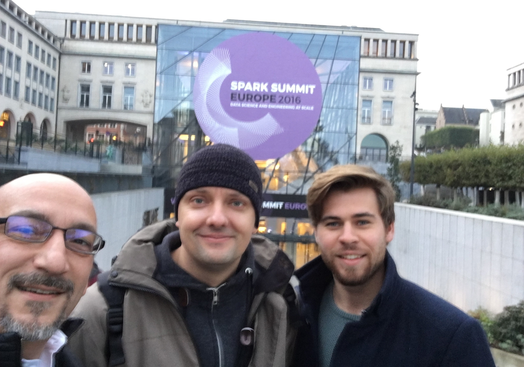 Apache Spark Summit Europe