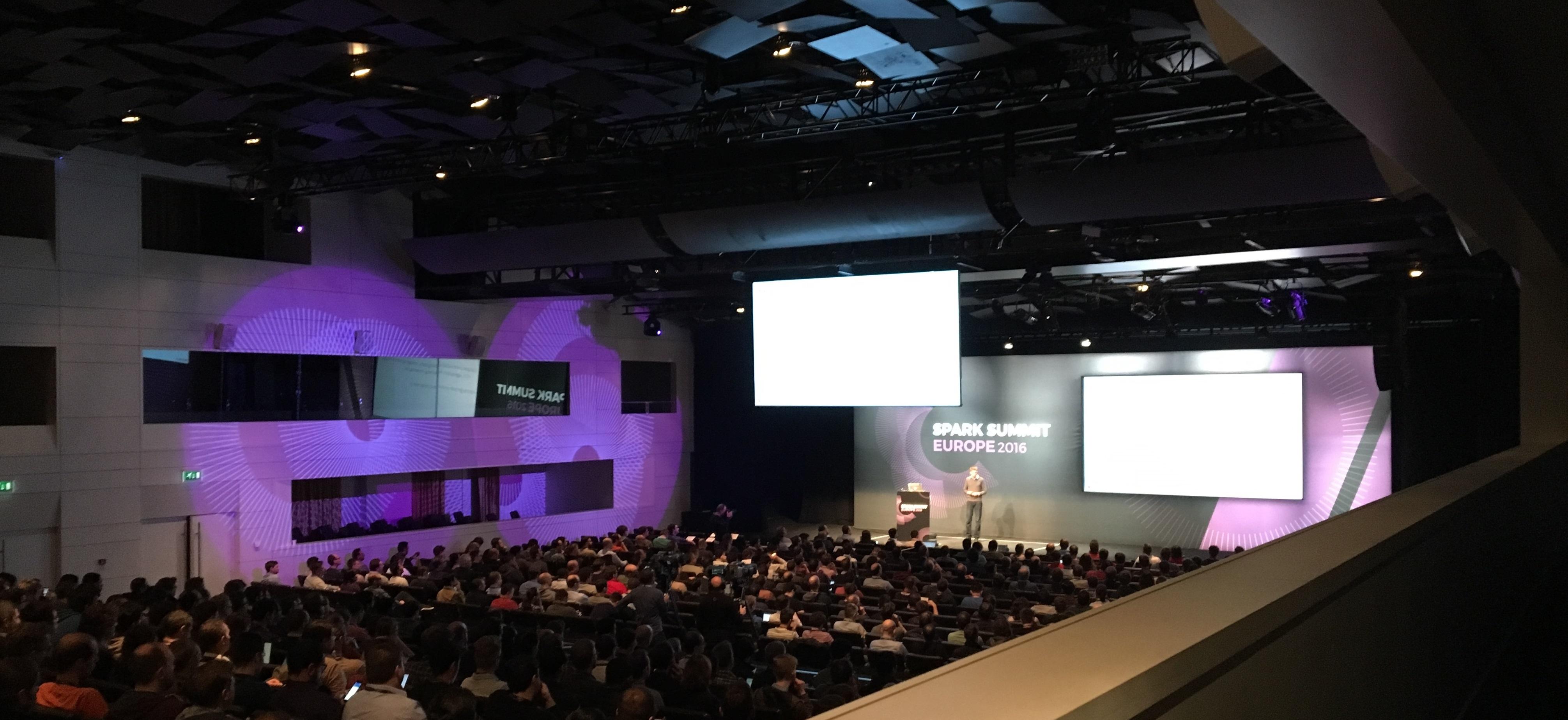 Nachlese zum Apache Spark Summit: Big Data & Machine Learning