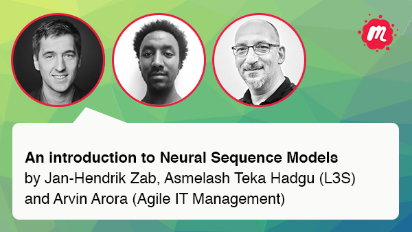 Neural Sequence Models – Thema des KI/ML Meetup