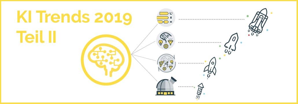 Künstliche Intelligenz: Trends & Faktoren in 2019 – Teil II