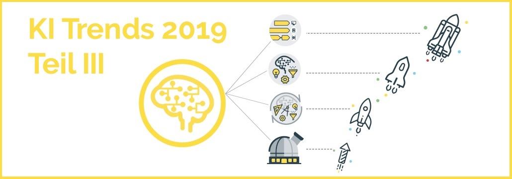 Künstliche Intelligenz: Trends & Faktoren in 2019 – Teil III