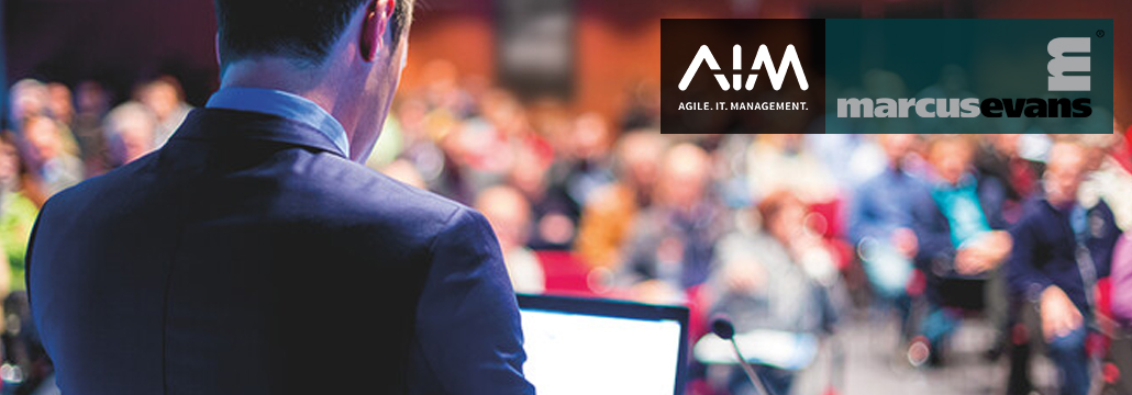 AIM auf der Supply Chain Analytics Konferenz