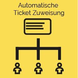 künstliche intelligenz service desk ticketzuweisung