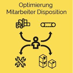 Optimierung Mitarbeiter Disposition predictive supply chain ki logistik