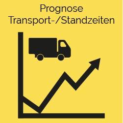 Prognose Transport- und Standzeiten ki logistik