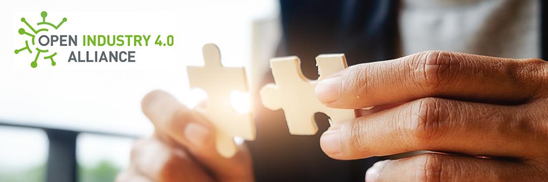AIM ist Mitglied bei der Open Industry 4.0 Alliance