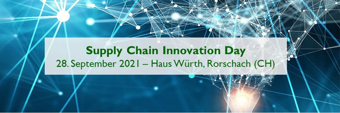 AIM beim Supply Chain Innovation Day 2021